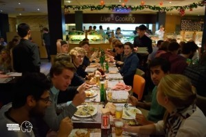 Commissie Kennismakings Diner